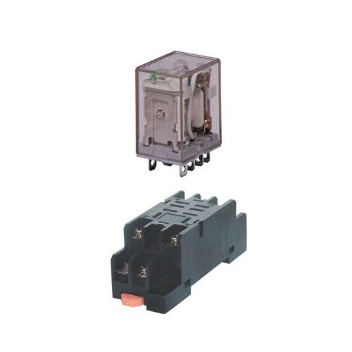 12V Switched - 240VAC 10a DPDT Relay