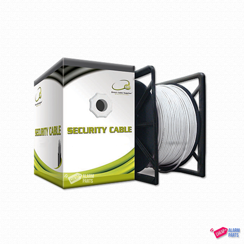 Cable - 14/0.20 4 Core Security Cable 300m Box