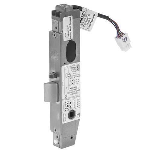 Lockwood 3582 Series 12VDC Monitored Mortice Lock 38mm Backset, Fail Secure,Satin Chrome with 1 cylinder