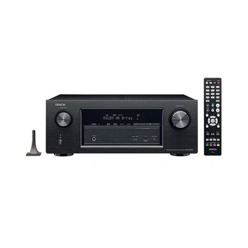 Denon AVRX520B 5.2 Receiver Black