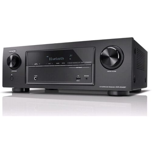 Denon AVRX540B Amplifier