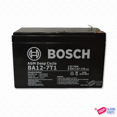 Backup Battery for Solution Panels 12V 7.0AH