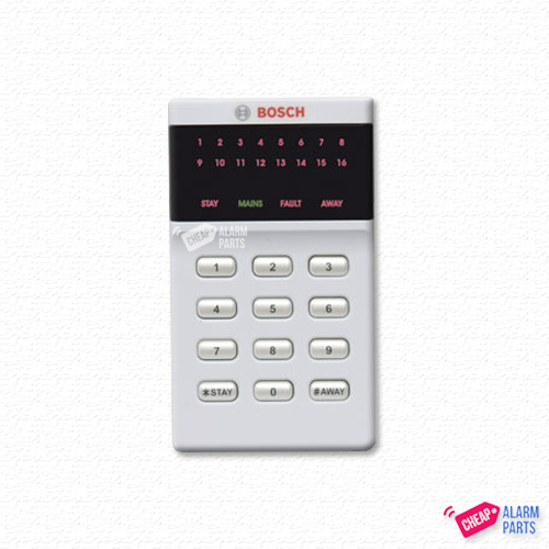 Bosch CP516W 16 Zone LED keypad