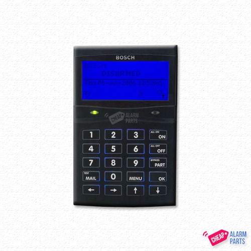 Bosch CP711B PROX Bosch Graphics Keypad for Solution 144 BLACK PROX
