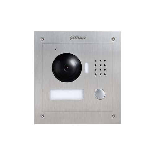 Dahua 1.3MP 2 Wire IP Villa Outdoor Station, Viewing Wide Angle 90 degree, Night vision 10/100Mbps Self-adaptive