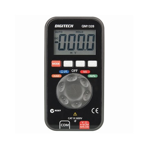 Autoranging Digital Pocket Multimeter DMM
