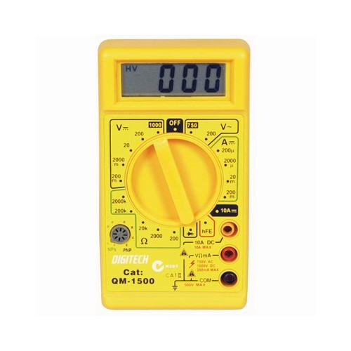 Low Cost Digital Multimeter (DMM)
