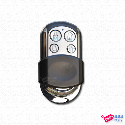Bosch HCT-4UL Radion Wireless 4 Button Keyfob Remote HCT4UL-FOB (Replaces RF3334E)