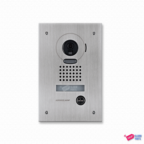 Aiphone JO Series Flush Mount Stainless Entry Station