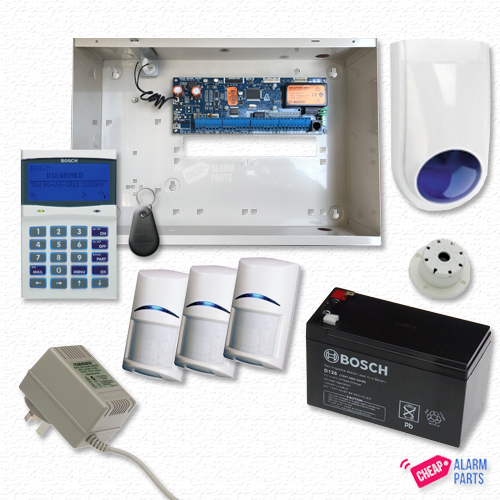 Bosch Solution 6000 Smart + 3x PIRs