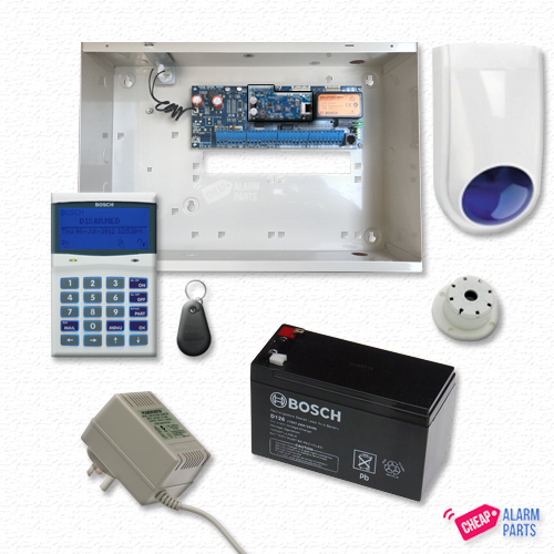 Bosch Solution 6000 IP Smart with NO DETECTOR Kit
