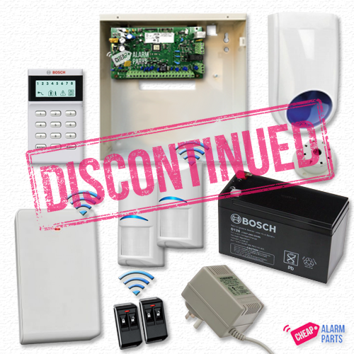 Bosch Solution ICP-Ultima 880 Kit with 2x Wireless PIRS