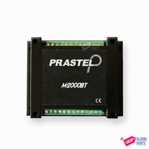 Prastel 2 Door Controller with RF Receiver programming via Smartphone