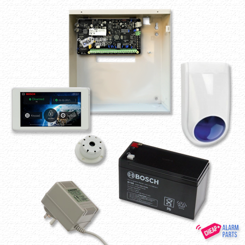 "Bosch Solution 2000  + NO DETECTOR + 5"" Touch Screen"