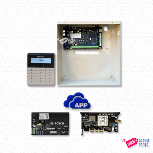 Bosch Solution 3000-GSM Upgrade Kit with Text Keypad