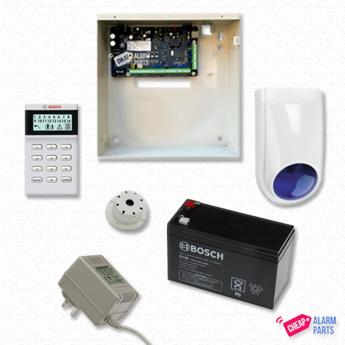 Bosch Solution 3000 + NO DETECTOR KIT + Icon Keypad